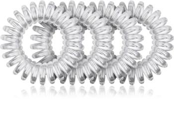 BrushArt Hair Rings transparentná gumička do vlasov