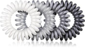 BrushArt Hair Rings Metal gumice za kosu