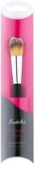 BrushArt Face пензлик для нанесення рідкого або кремового тонального засобу