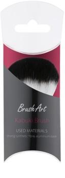 BrushArt Face pinceau kabuki poudre