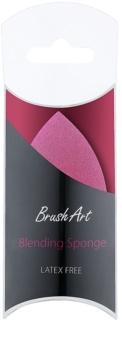 BrushArt Face губка для нанесення тональних засобів у формі краплини
