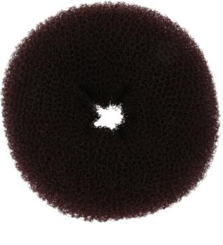 BrushArt Hair Donut barna kontyfánk
