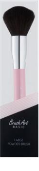 BrushArt Basic Pink pensula pentru aplicarea pudrei