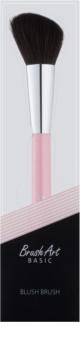 BrushArt Basic Pink púderecset az arcra (arcpír ecset)