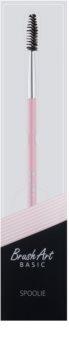 BrushArt Basic Pink spirală pentru gene și sprâncene