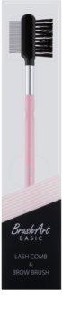 BrushArt Basic Pink Bürste für Wimpern und Augenbrauen