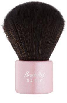 BrushArt Basic Pink štětec kabuki