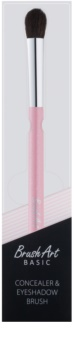 BrushArt Basic Pink Corrector & Concealer-Pinsel
