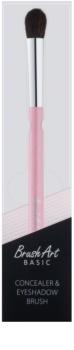BrushArt Basic Pink pensula pentru corector