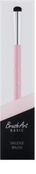 BrushArt Basic Pink štetec na rozmazávanie očných tieňov