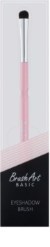 BrushArt Basic Pink pensula pentru fard de ochi