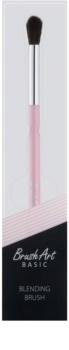 BrushArt Basic Pink perie pentru difuzarea machiajului