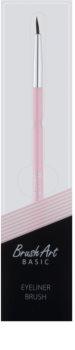 BrushArt Basic Pink Eyeliner Brush