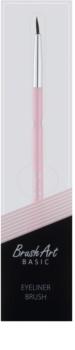 BrushArt Basic Pink pincel de delineador