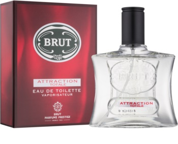 Brut Brut Attraction Totale Eau de Toilette voor Mannen 100 ml