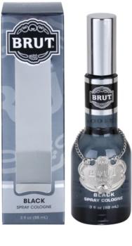 Brut Black Eau de Cologne für Herren 88 ml