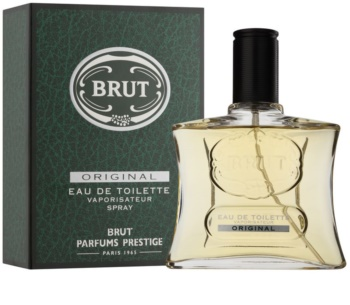 Brut Brut Original Eau de Toilette für Herren 100 ml