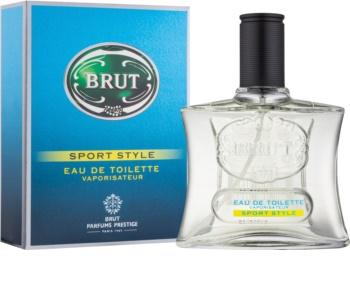 Brut Brut Sport Style toaletná voda pre mužov 100 ml