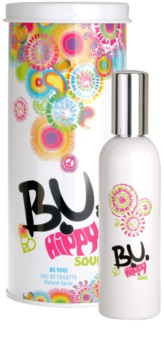 B.U. Hippy Soul eau de toilette pour femme 50 ml