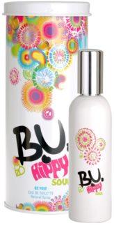 B.U. Hippy Soul Eau de Toilette voor Vrouwen  50 ml