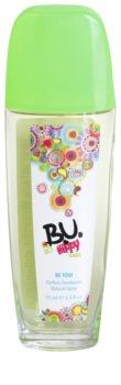 B.U. Hippy Soul deodorant s rozprašovačom pre ženy 75 ml