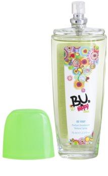 B.U. Hippy Soul desodorizante vaporizador para mulheres 75 ml