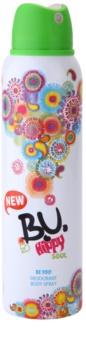 B.U. Hippy Soul deospray pentru femei 150 ml