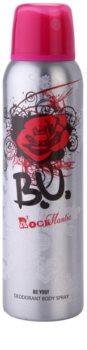B.U. RockMantic Deo Spray for Women 150 ml