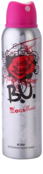 B.U. RockMantic deospray pre ženy 150 ml