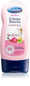 Bübchen Mama crema doccia per donne incinte e giovani mamme