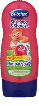 Bübchen Kids шампунь та гель для душу 2 в 1