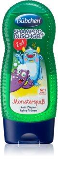 Bübchen Kids żel i szampon pod prysznic 2 w 1
