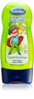 Bübchen Kids Shampoo and Shower Gel for Kids