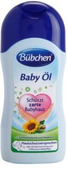 Bübchen Baby pečující olej pro citlivou pokožku