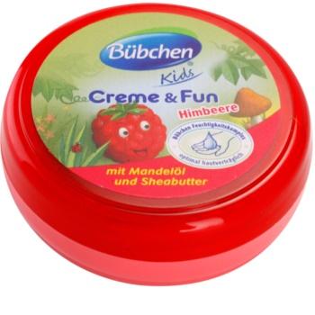 Bübchen Kids creme facial hidratante