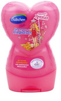 Bübchen Kids champô e condicionador 2 em 1