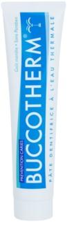 Buccotherm Tooth Decay Prevention dentífrico contra as cárie dentárias com água termal
