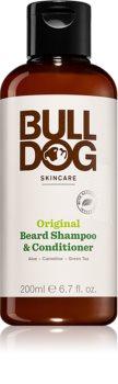Bulldog Original shampoo e balsamo per barba