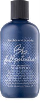 Bumble and Bumble Full Potential Shampoo für schöne und starke Haare