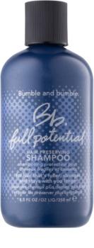 Bumble and Bumble Full Potential Shampoo voor Sterk en Mooi Haar