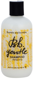 Bumble and Bumble Gentle šampón pre farbené, chemicky ošetrené a zosvetlené vlasy