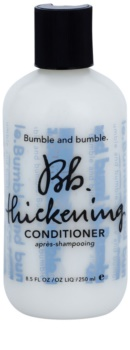 Bumble and Bumble Thickening Conditioner voor Herstel van Volume bij Slap Haar