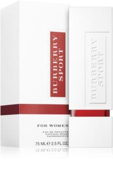Burberry Sport for Women toaletní voda pro ženy 75 ml