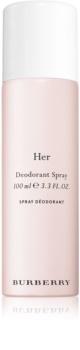 Burberry Her Deo Spray voor Vrouwen  100 ml