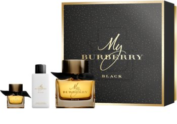 Burberry My Burberry Black coffret cadeau V.