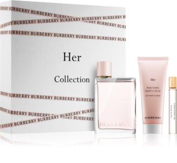 Burberry Her Gift Set III.