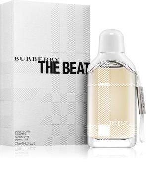 Burberry The Beat Eau de Toilette para mulheres 75 ml