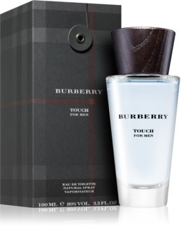 Burberry Touch for Men eau de toilette para homens 100 ml