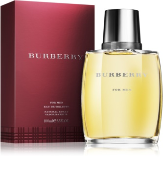 Burberry Burberry for Men Eau de Toilette para homens 100 ml