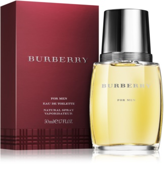 Burberry Burberry for Men eau de toilette para homens 50 ml